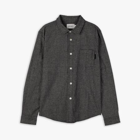 Livestock Button Up Shirt - Black