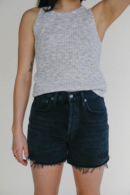 Line the Label Amal Knit Tank - Oatmilk