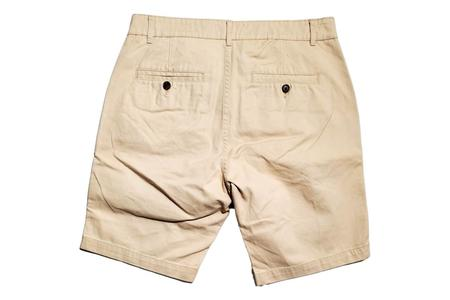 Milworks Chino Short - Natural