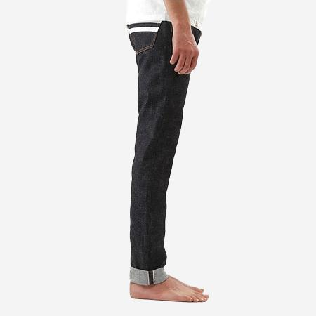 Momotaro Jeans Going to Battle Tight Tapered Fit 12oz Selvedge Denim