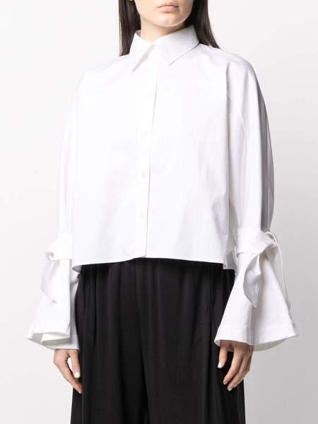 Henrik Vibskov Flame Shirt - White
