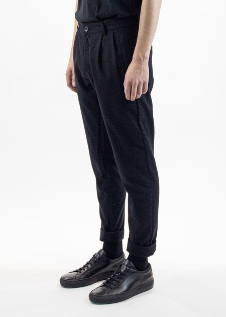 Etudes Archives Wool Black