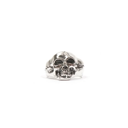Our Legacy CRANIUM RING - 925 SILVER