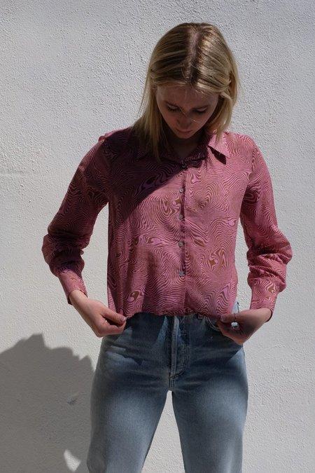 Paloma Wool Sonia Top - Light Fuchsia