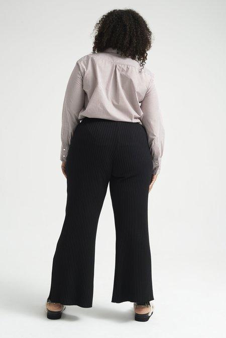 Lois Hazel Pillar Pant - Black