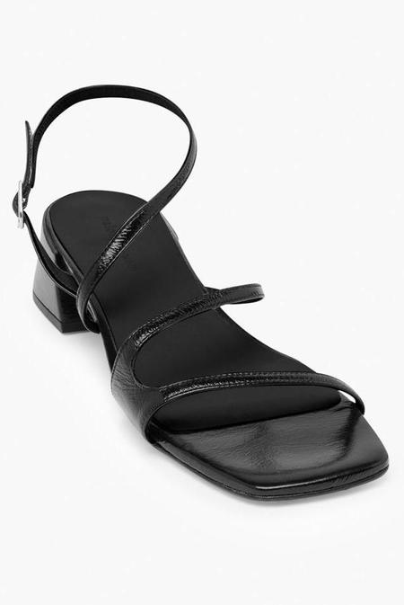 Paloma Wool Isabel Strappy Sandal - Black