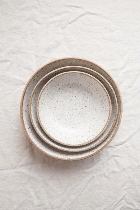 Earthen Nesting Bowls - Sand