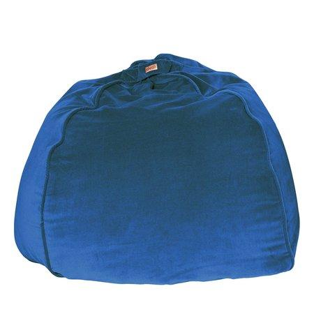 KIP & CO Velvet Beanbag Chair