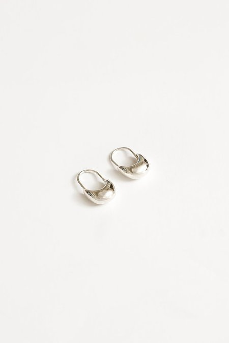 Wolf Circus SMALL MARTA EARRINGS - Silver