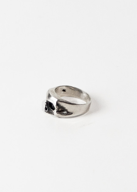 Dog-State Secret Base Skull Ring