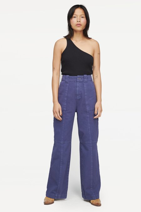Lacausa Bryce Trousers - Blueberry