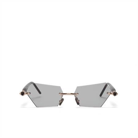 KUBORAUM P51 PG sunglasses - Silver