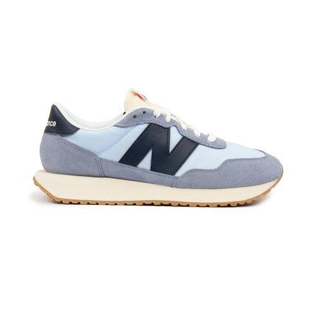 New Balance 237 Nylon Mesh Sneaker - Blue