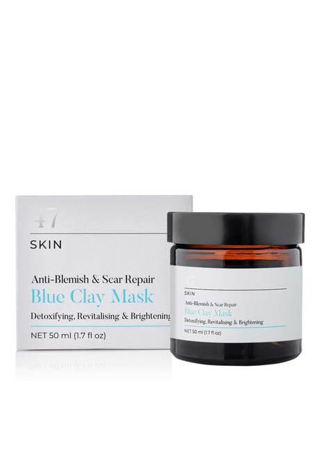 47 Skin Anti-Blemish & Scar Repair Blue Clay Mask