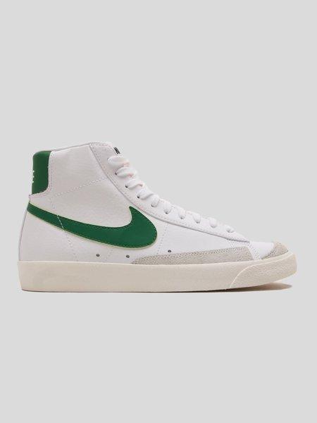 Nike Blazer Mid '77 sneakers - Pine Green/White