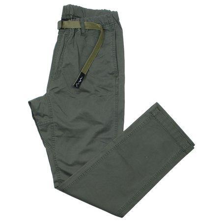 Manastash Flex Climber Pants - Olive