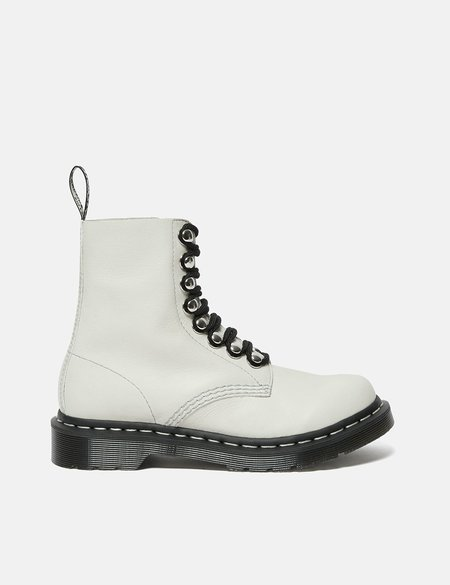 Dr Martens 1460 Pascal Boot - Bone White