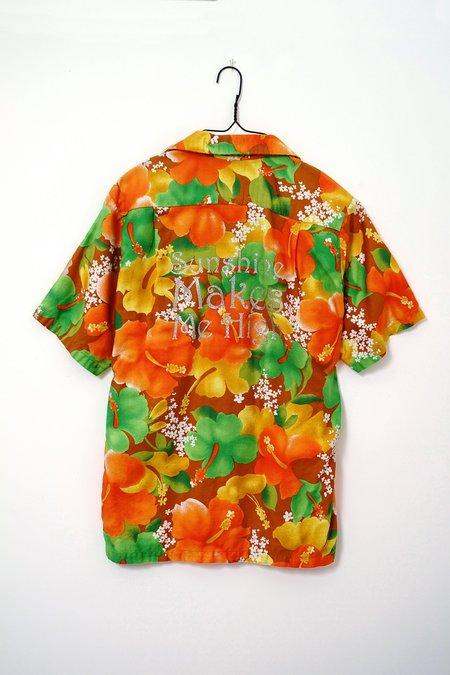 Aquarius Cocktail | AQC Hula #12 shirt - multi