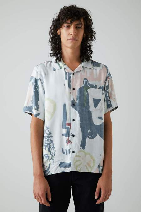 NEUW Baptist Art 2 Shirt - multi