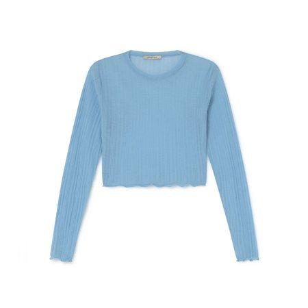 Paloma Wool Neng Long Sleeve - Light Blue