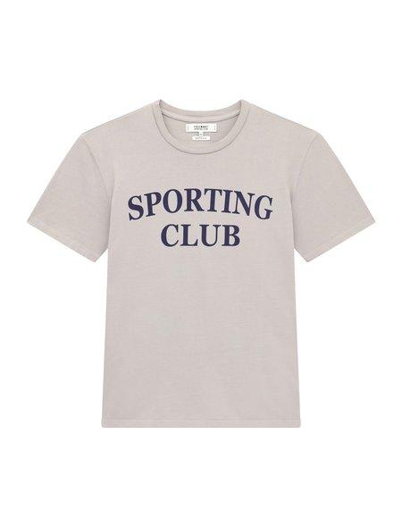 Freemans Sporting Club Sporting Club Printed T-Shirt - Grey