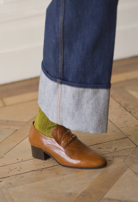 Anne Thomas Montana Moroder shoes - Faggio