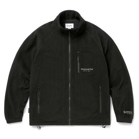ThisIsNeverThat GORE-TEX INFINIUM Fleece Jacket - Black