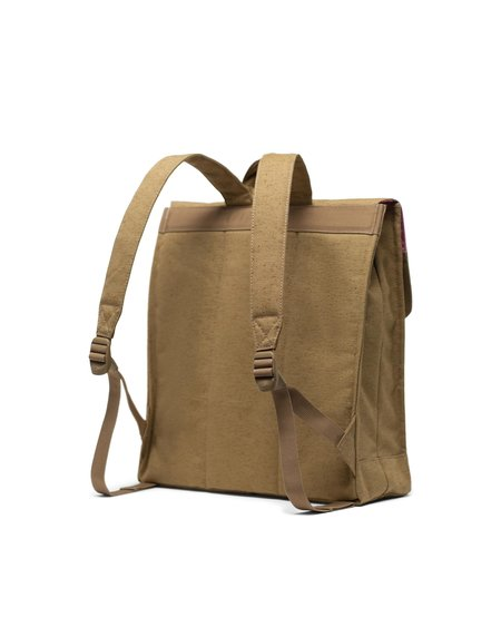 HERSCHEL SUPPLY CO City Mid Volume Backpack - Coyote Slb