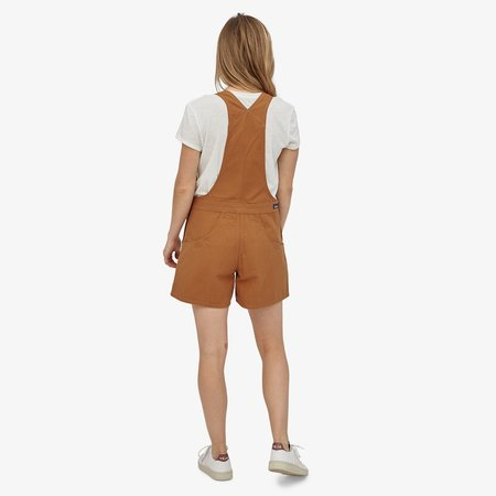 """Patagonia Stand Up® 5"""" Overalls - Umber Brown"""