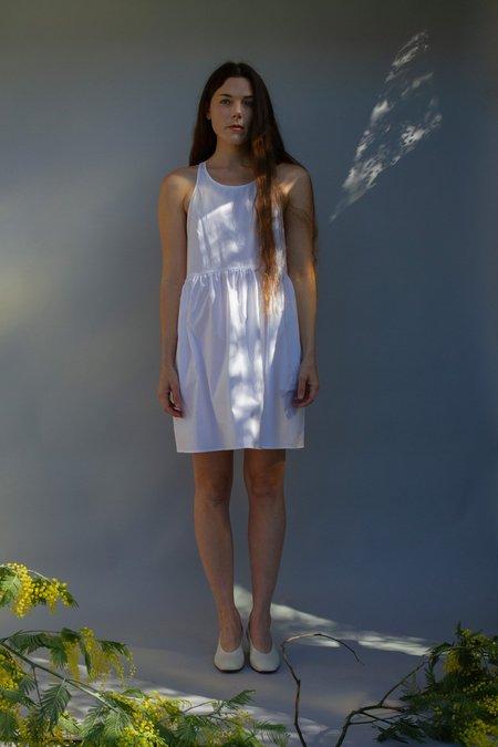 Juliette Fabbri Cece Nightdress - White