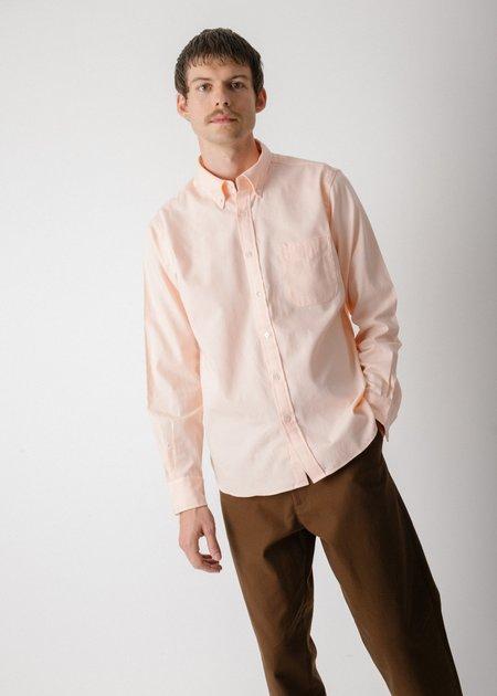 Steven Alan Classic Collegiate Shirt - Shell Oxford