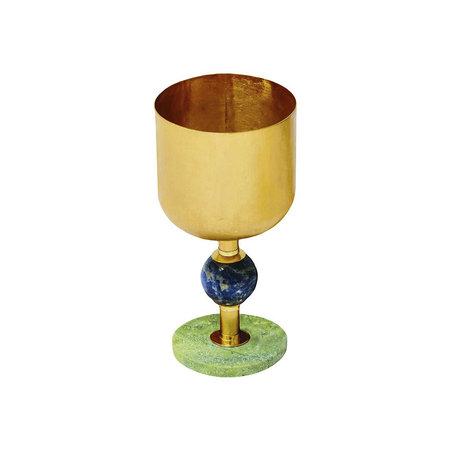 Natalia Criado Onix Cup - brass