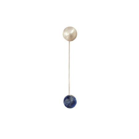 Natalia Criado Mini Spoon - silver