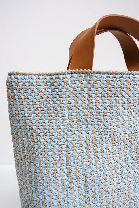 Rachel Comey Olim Tote - Mint Crochet