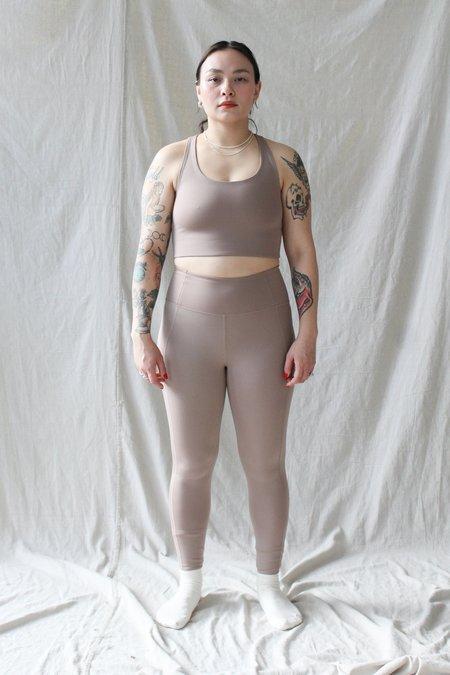 Girlfriend Collective Compressive Legging - Limestone