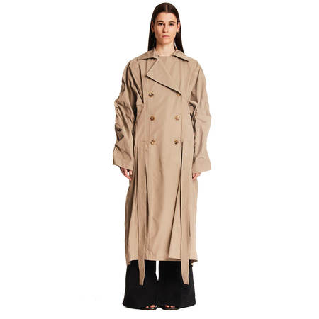 AMBUSH Long coat - brown