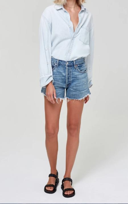 COH Marlow Vintage Fit Short - Seaward