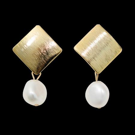 Montserrat New York The Madrid Earrings - gold
