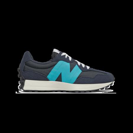 New Balance 327 Men's MS327FD shoes - blue/green