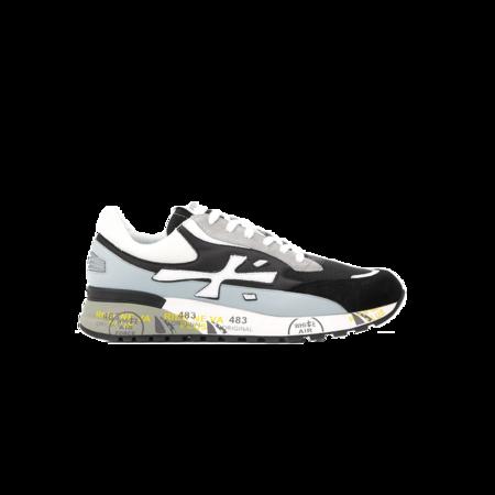 Premiata DJango-4683 sneakers - Black/Grey
