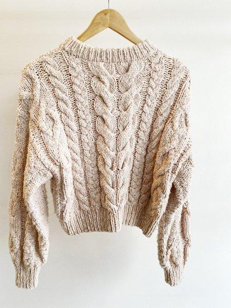 [Pre-loved] Doen Bee Sweater