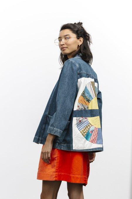 Carleen Loren Sunrise Patchwork Jacket