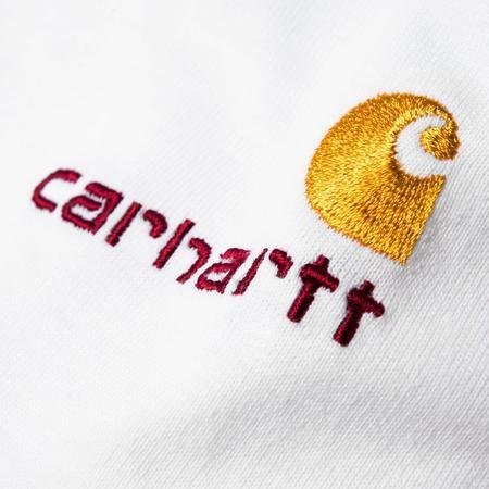 Carhartt Wip L/S American Script Tee