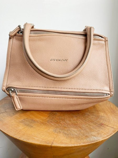 [Pre-loved] Givenchy Pandora Bag - Dusty Rose