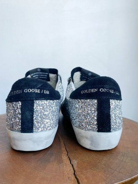 [Pre-loved] Gift of Garb Glitter Low Top Superstar Sneakers