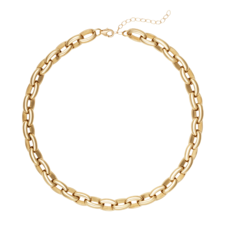 Electric Picks Dylan Necklace - Gold