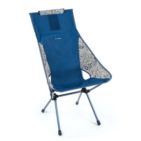 Helinox Sunset Chair - Blue Paisley