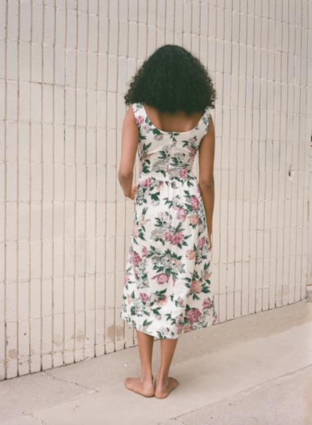 Tach Clothing Marita Linen Dress