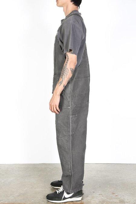 Sebastien Ami UTILITY OVERALLS - dark grey