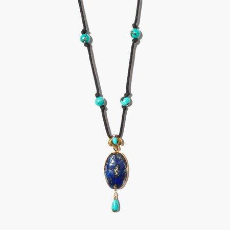 Kindred Black The Awakening necklace - 14k gold